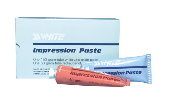 SS White Impression Paste - 9531950