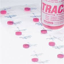 Trace Disclosing Tablets - 7018440
