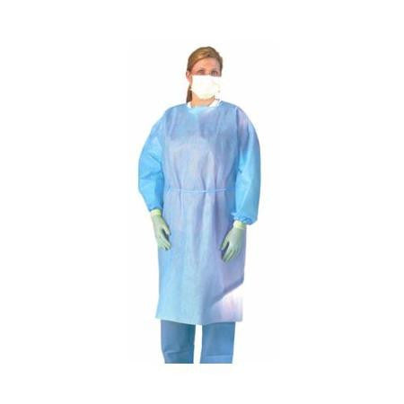Medline Fluid Resistant Multi-Ply Isolation Gown