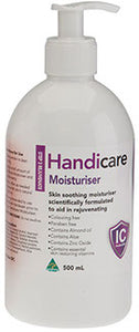 Dentalife Handicare Moisturiser 500ml - DL1405