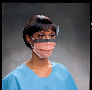 Kimberly Clark Face Mask with Visor