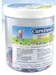 Caredent Prophy Paste Cups