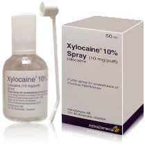 Xylocaine 10% Spray - AS-07598