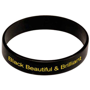 Black-Wristband-Black-Is-Beautiful