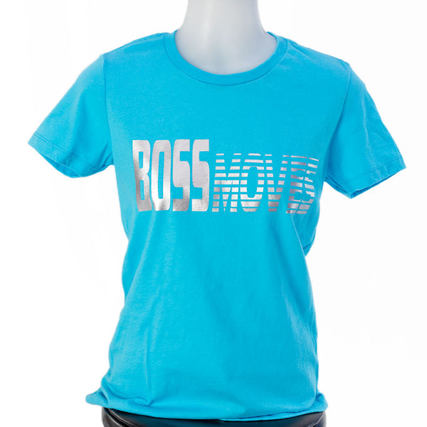 Women's Boss Moves Graphic Tee