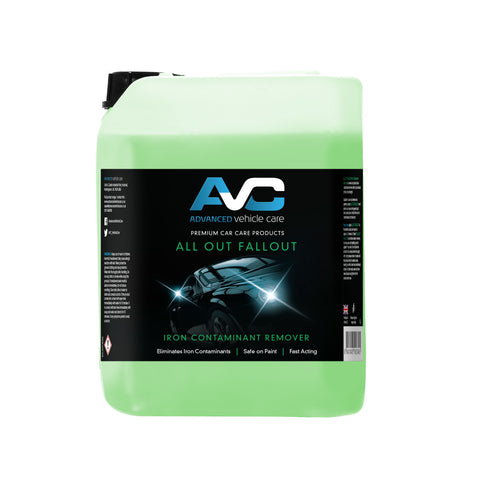 All Out Fallout Iron Contaminant Remover