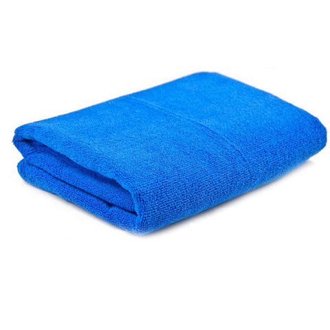 Large Blue Super Microfibre - 63 x 40cm