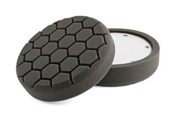 "135mm (5.5"") PRO-DETAIL BLACK Finishing Pad"