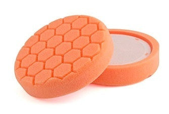 "135mm (5.5"") PRO-CLASSIC ORANGE Medium Heavy Cuttting Pad"