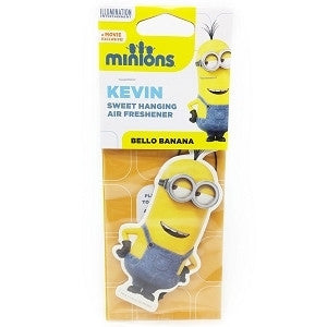 Minions Air freshner- Choose your Favourite Character