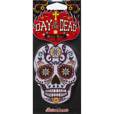 Day of the Dead Air Fresher - Choose your Favourite