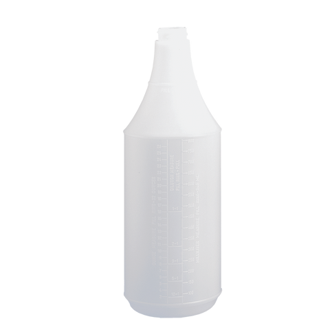 AVC 947ml HDPE Bottle with dilution marks