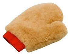 Merino Super Soft Thumb Lambskin Wash Mitt