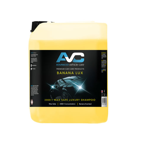 Banana LUX Automotive Shampoo