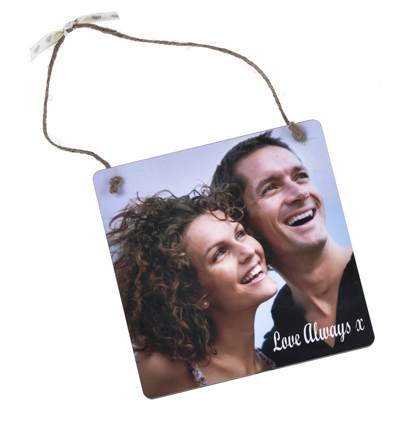 Custom Made Personalised Photo Plaque. - PureEssenceGreetings