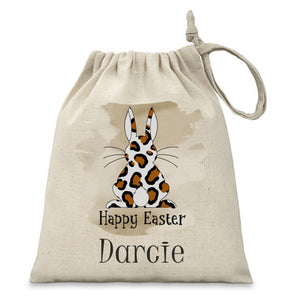 Easter Personalised Bunny Sack PureEssenceGreetings