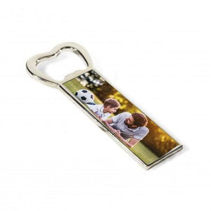 Personalised Bottle Opener Fridge Magnet -  Own Image & Text PureEssenceGreetings