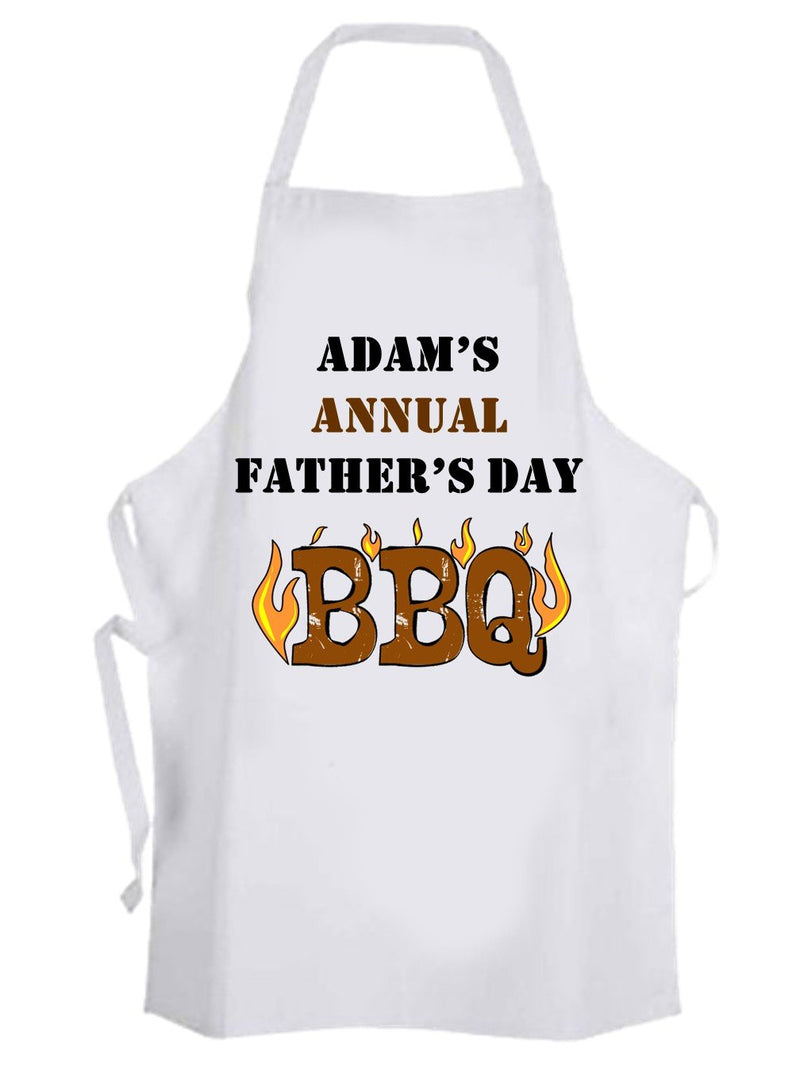 Personalised Father's Day Apron - PureEssenceGreetings