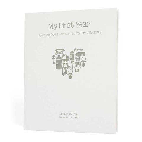 My First Year - Keepsake Baby book