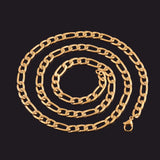 18K Gold Plated Chain (24in)