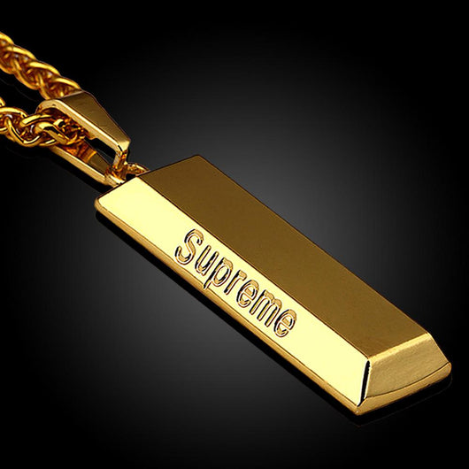 18k Supreme Gold bar
