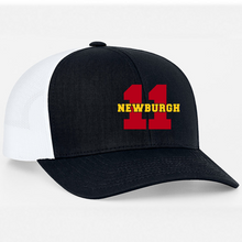 Newburgh Fire Department Trucker SnapbackCap W/Embroidered Station Number