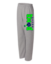 Bomb Squad Open Bottom Pocketed Sweatpants, Adult