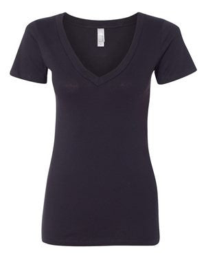 Next Level - Women's The Deep V - 3540
