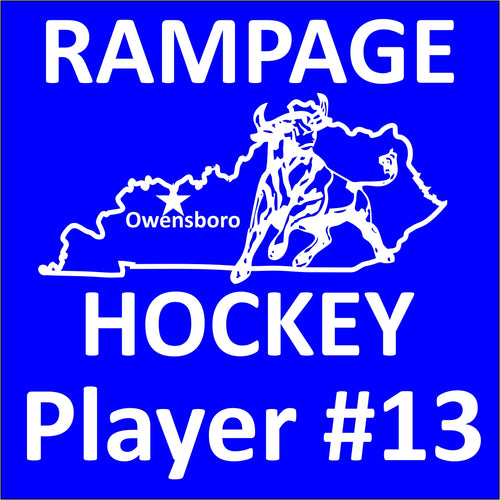Rampage Player Decals