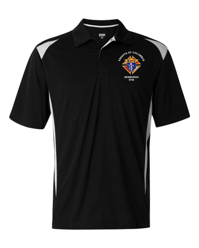Augusta Sportswear - Two-Tone Premier Sport Shirt with embroidered  Knights of Columbus Logo