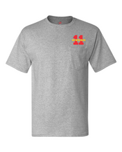 Newburgh Fire Department Pocket Short Sleeve Tee W/Station Number