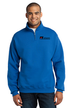 Indiana Farm Bureau Quarter-Zip Cadet Collar Sweatshirt