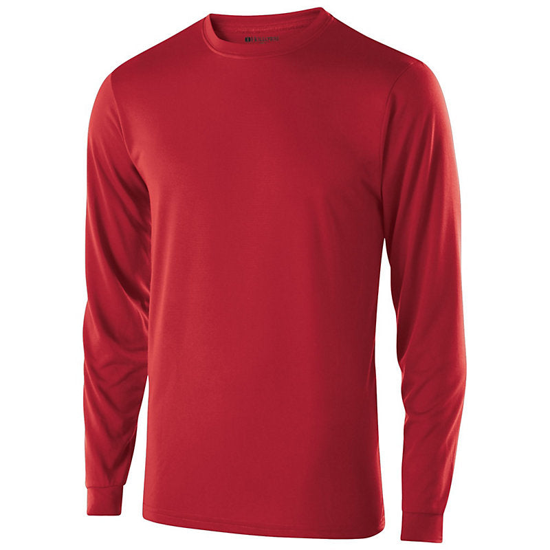 Augusta Moisture Management Polyester Long Sleeve