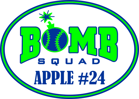Bomb Squad- Vinyl Car Decal