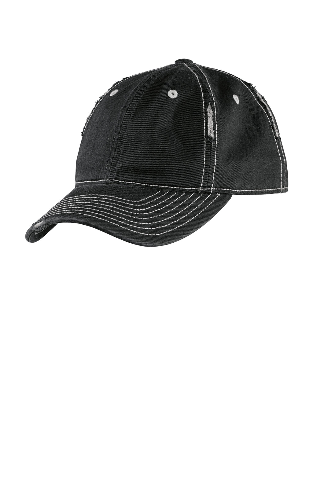 DT612  District® - Rip and Distressed Cap