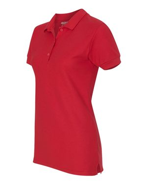 Gildan - Premium Cotton® Women's Double Pique Sport Shirt - 82800L