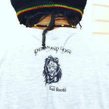 Lion Roots Recording Studio tee featuring Zion