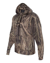 J. America - Tailgate Polyester Hooded Pullover Sweatshirt - 8615