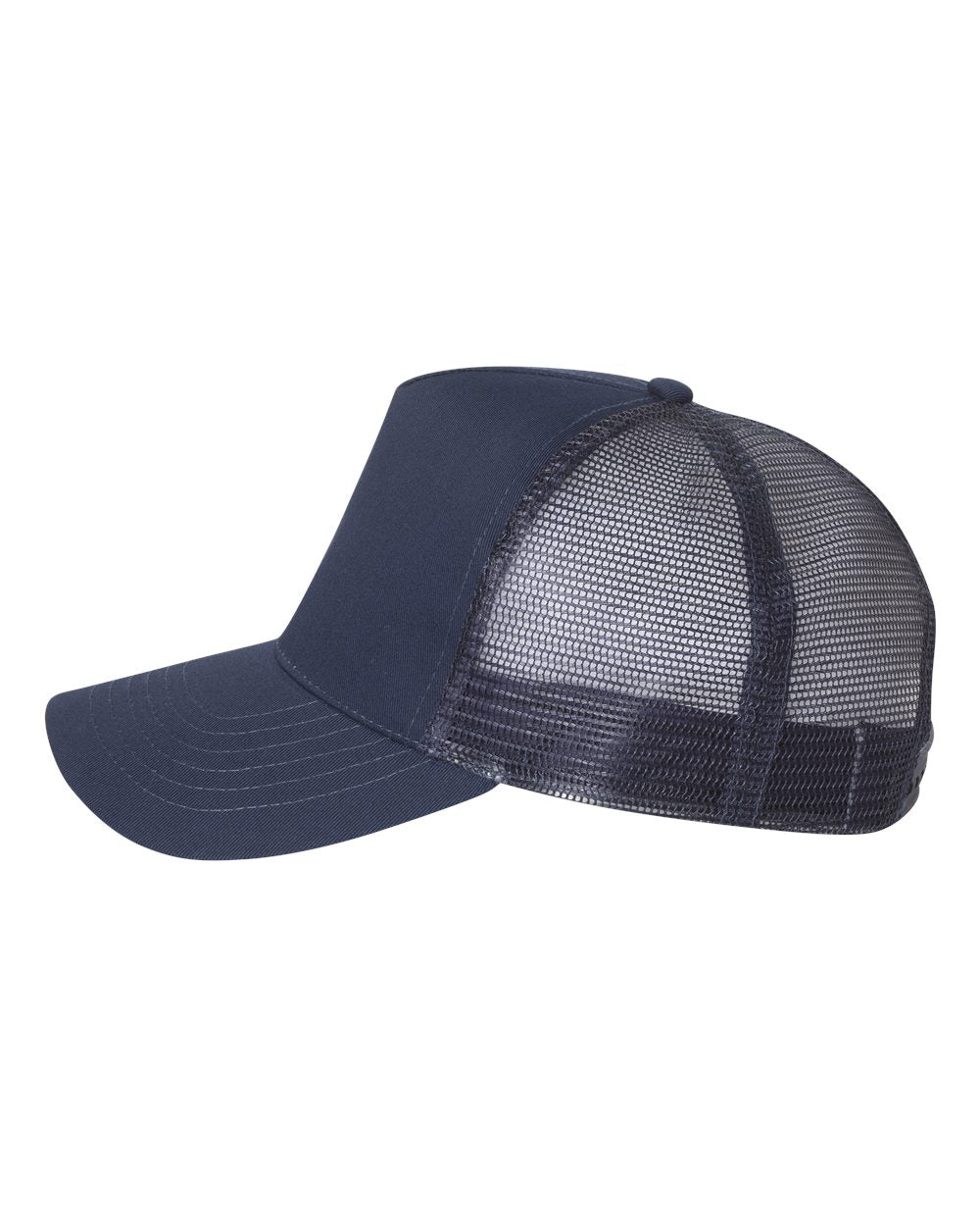 Mega Cap - Five-Panel PET Mesh Back Trucker - 6886