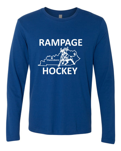Rampage Dri Fit Long Sleeve Unisex