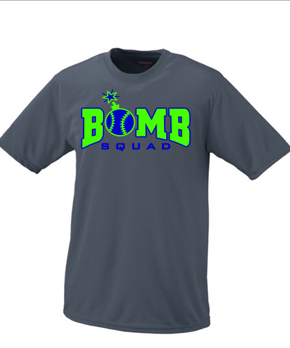 Bomb Squad- 790 WICKING T-SHIRT