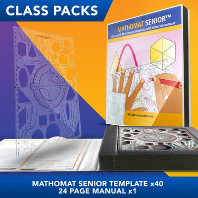 Mathomat Senior<br>(Class Pack of 40)