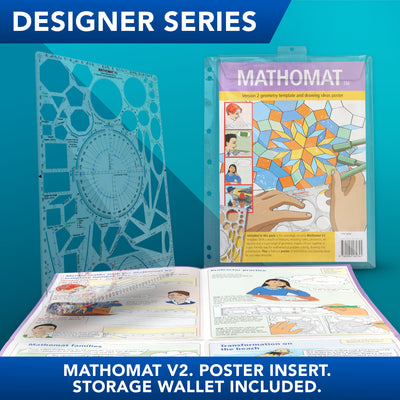 Mathomat V2 Template<br>(Designer Pack)