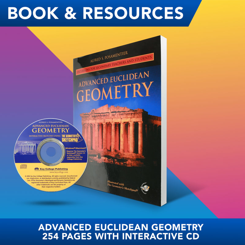 Advanced Euclidean Geometry<br>with Interactive CD