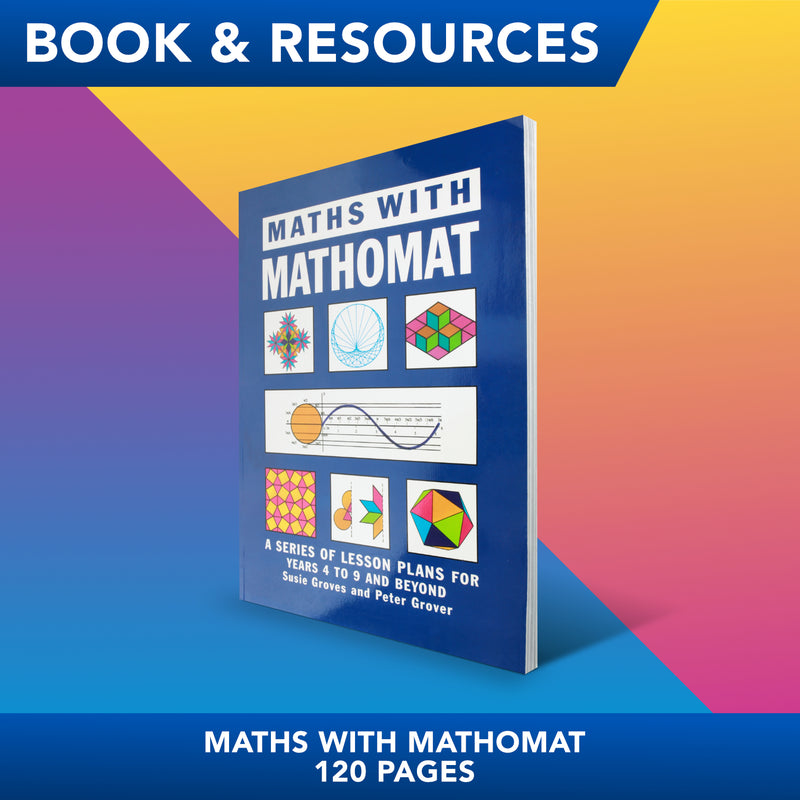 Maths with Mathomat<br>Lesson Plans y4-9 & Beyond