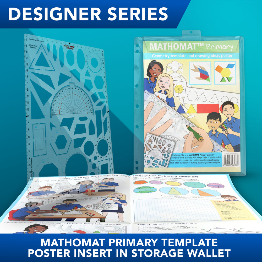 Mathomat Primary<br>(Designer Pack)