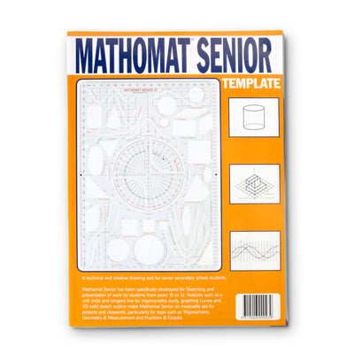 Mathomat Senior Template<br>(Builder Pack)