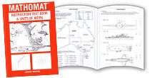Instruction text book & units of work for Mathomat