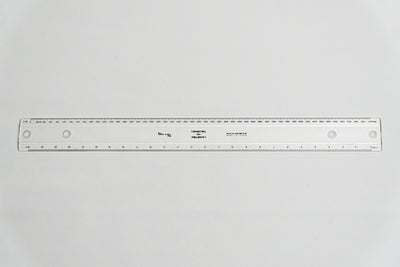 ME18TR Drafting Machine Ruler, 1:20,50. Length: 500mm