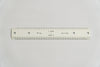 MY12 - Opaque Drafting Machine Ruler, 1:1,2 Length: 300mm